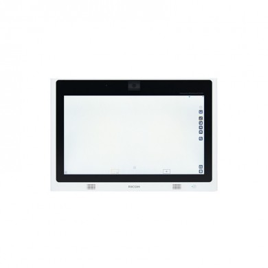 Ricoh - D2200 21.5 X 1080Pixeles 1920 Touch Screen Usb Black. White Slate And Interactive Accessories