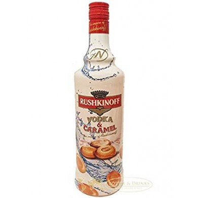 Vodka Rushkinoff Candy 1 Liter 18% Alcohol