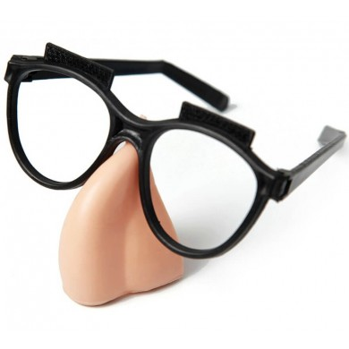 Glasses with Nose
