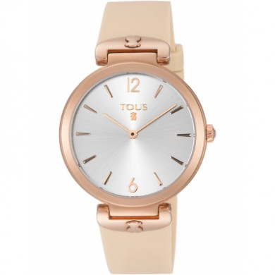 Watch TOUS S-MESH SILICONE IPRG woman